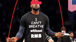 Lebron gets destroyed for his first 'misinformed' comments on China