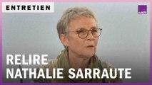 Nathalie Sarraute, pour un oui