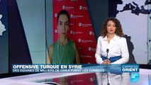 Offensive turque en Syrie : Quel impact pour les milliers d'enfants du nord du pays ?