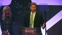 El príncipe Harry llora al hablar de Meghan Markle y su hijo