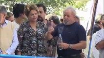 """Lula : """"On m'a arrêté pour m'empêcher d'être candidat"""""""