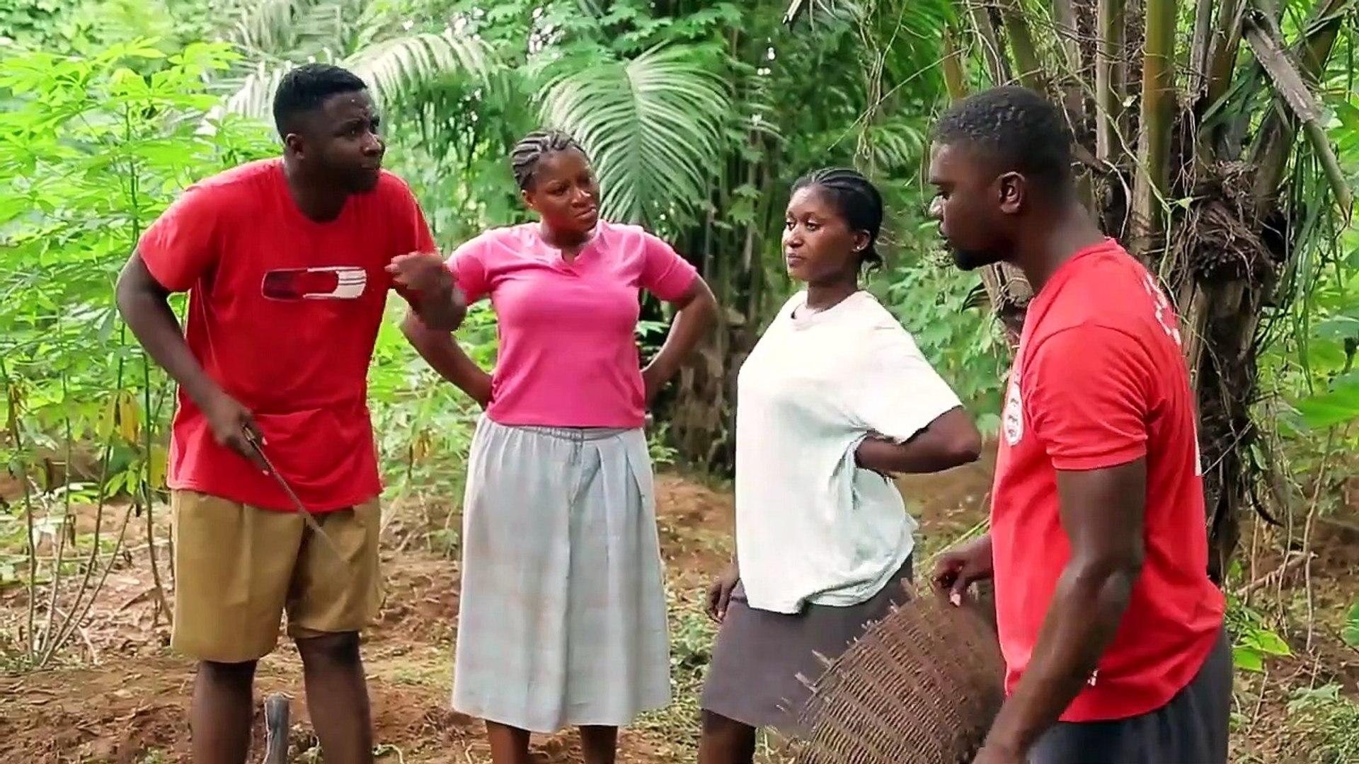 HOW MY HUSBAND'S BROTHERS TURNED ME MAD{MAD WIDOWS2}- 2019 NIGERIAN MOVIES