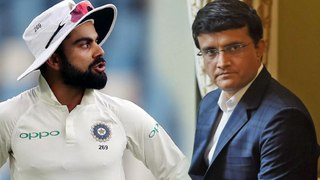 Ganguly Says Winning  7 ICC Tournaments Will Make Virat Greatest