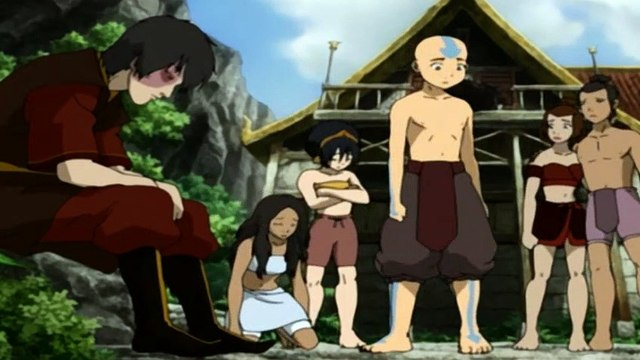 Avatar: The Last Airbender S03E18 Sozin's Comet, Part 1 The Phoenix King - The Last Airbender S03E18