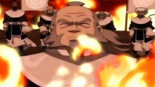 Avatar: The Last Airbender S03E20 Sozin's Comet, Part 3 Into The Inferno - The Last Airbender S03E20
