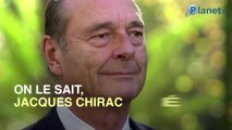 Jacques Chirac : des femmes nues l'attendaient dans son avion