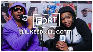 Lil Keed and Lil Gotit discuss their favorite song together, the best part of Atlanta, and more