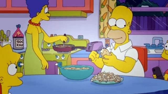 The Simpsons Season 27 Episode 16 The Marge-Ian Chronicles