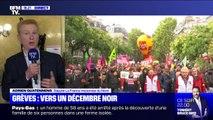 """""""La réforme des retraites ne va faire que des perdants"""" estime Adrien Quatennens (LFI)"""