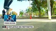 Le Pays joyeux des trottinettes  - 16/10/2019