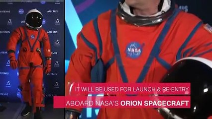 NASA Introduces New Spacesuits For The Moon And Mars