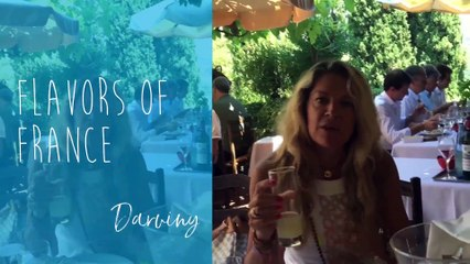 LOVE DARVINY: DINING IN SAINT PAUL DE VENCE, FRANCE