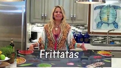 SAVOR COOKING SHOW W/ DARVINY D: FRITTATAS