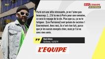 Daniel Alves n'a vraiment pas aimé la vie à Paris et les Parisiens - Foot - L1 - PSG