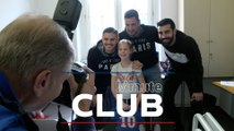 Club's Minute : Icardi, Rico and Corrales visiting the Rothschild hospital