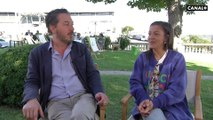 Le Dindon - Souvenirs de tournage cinéma par Guillaume Gallienne et Camille Lellouche