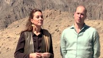 Kate Middleton and Prince William Visit Pakistani Glacier