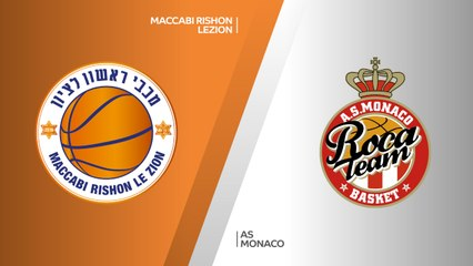 7Days EuroCup Highlights Regular Season, Round 3: Rishon 77-72 Monaco
