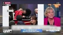 "Nadine Morano est-elle allée trop loin : ""Je cautionne cette interpellation"""