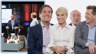 The Cast of Shark Tank Reviews Their Favorite Pitches