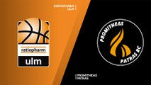 ratiopharm Ulm - Promitheas Patras Highlights | 7DAYS EuroCup, RS Round 3