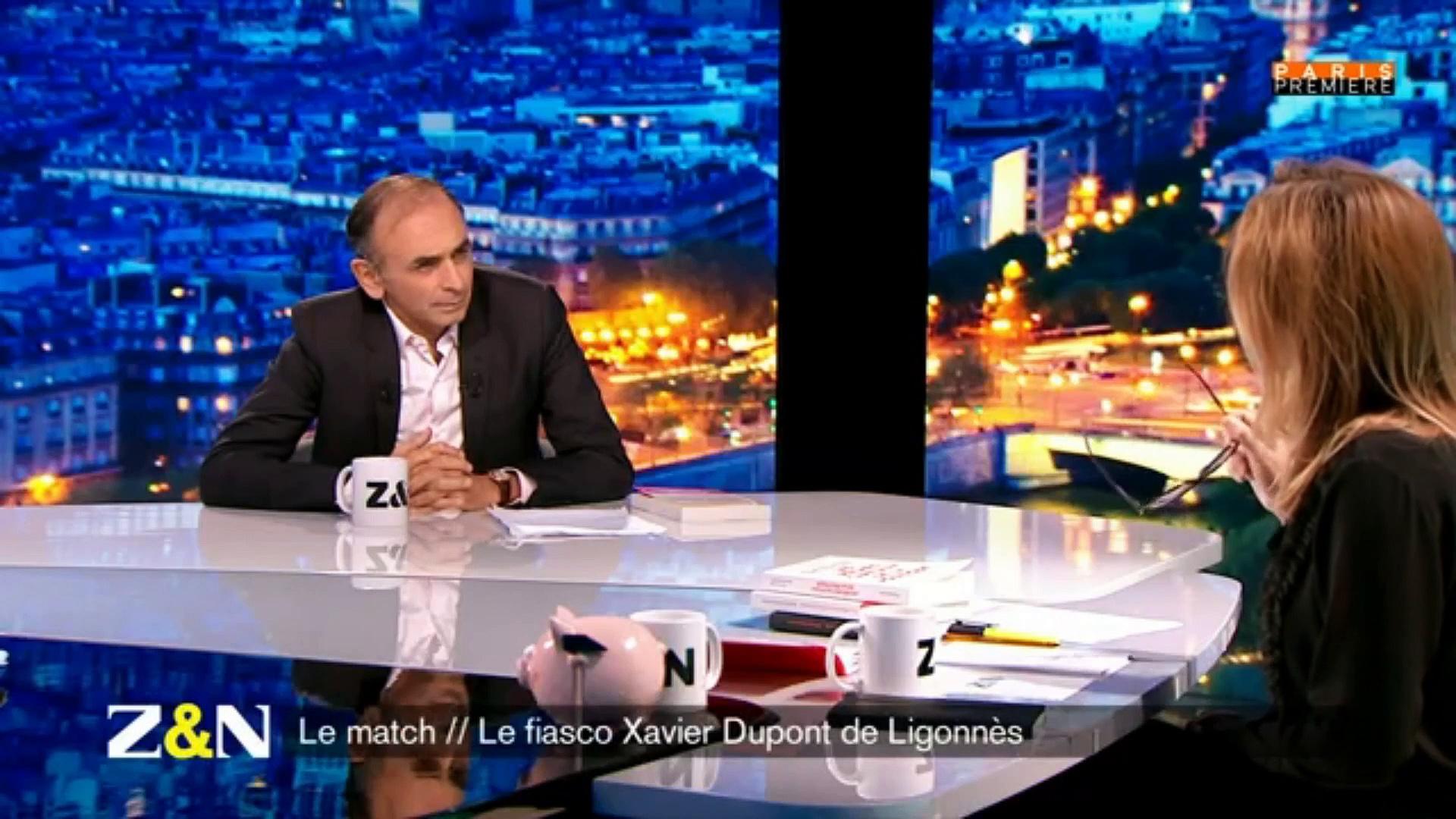 Zemmour et Naulleau 16 Octobre 2019 HD Partie 1