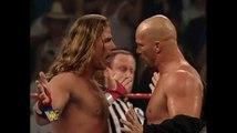 Shawn Michaels & Stone Cold Steve Austin vs. Owen Hart & The British Bulldog (Monday Night Raw, 1997)