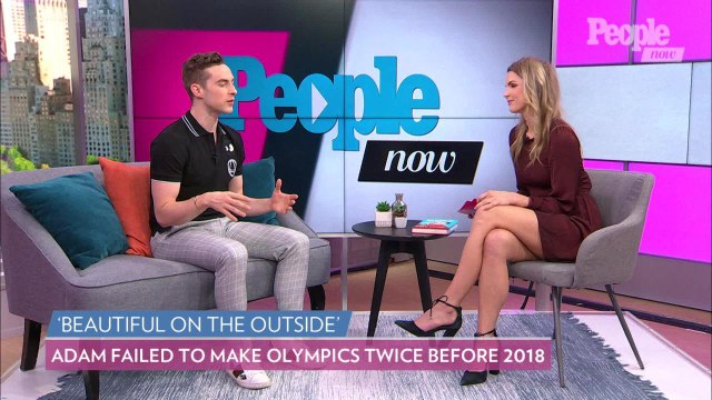 Adam  Rippon Opens Up About Ex-Boyfriend in New Memoir: 'I Learned a Lot About My Self-Worth'