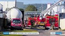 Incendie de l'usine Lubrizol : des analyses de sang anormales pour certains pompiers