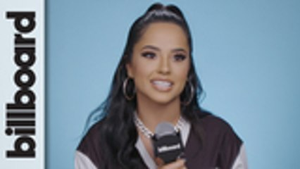 Becky G Discusses Her Upcoming Latin AMAs Honor & Her Debut Album 'Mala Santa' | Billboard