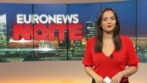 Euronews Noite   As notícias do Mundo de 16 de outubro de 2019