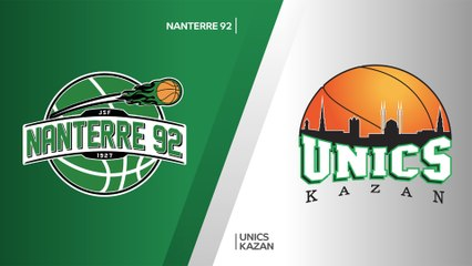 7Days EuroCup Highlights Regular Season, Round 3: Nanterre 92-94 UNICS