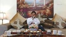 تعرف على أكثر على الفنان رضا العبد الله ضيف صدى الملاعب