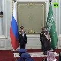Quand l'orchestre saoudien fait une interprétation catastrophique de l'hymne russe sous les yeux de Poutine