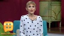Rosita Pelayo lucha en contra de la artritis reumatoide degenerativa y la parestesia. | Ventaneando