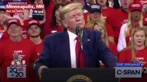 Trump Slams 'Phony Polls' And Claims Democrats 'Are Not Beating Us At The Polls' During Rally
