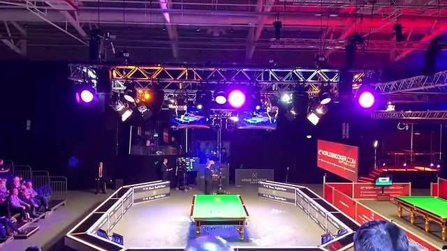 Taking Snooker To New Audiences