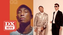 """Pharrell Clears Air On """"Blurred Lines"""" Chauvinism In New GQ Interview"""
