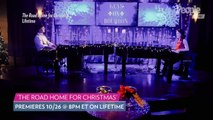 Marie Osmond Asks Marla Sokoloff to Sing with Her in Lifetime's 'The Road Home for Christmas'
