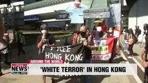 Hong Kong protest leader Jimmy Sham violently attacked