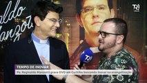Padre Reginaldo Manzotti grava DVD 'Tempo de Inovar' em Curitiba