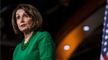 Trump Says Pelosi Has 'Unhinged Meltdown' On Twitter