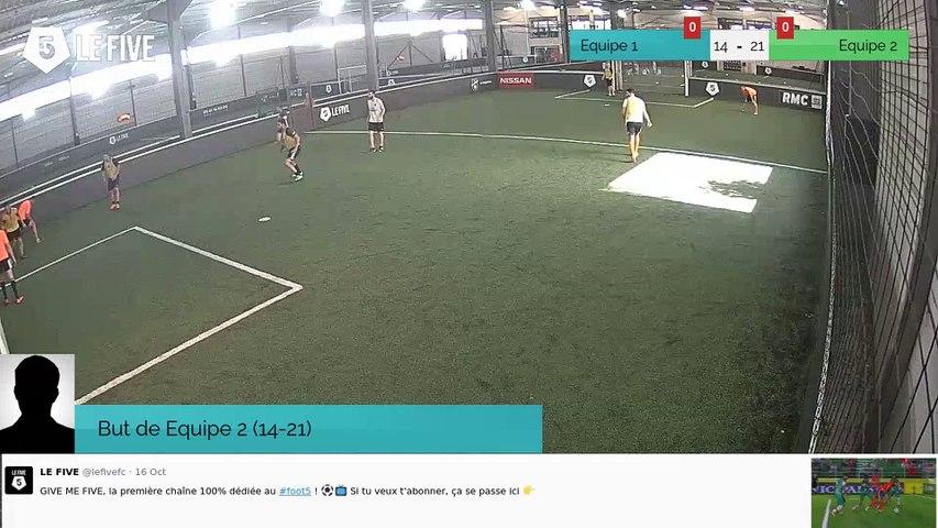 But de Equipe 2 (14-21)