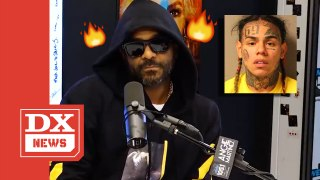 Jim Jones Admits He Was Heated After Informant Rumors Kicked Off