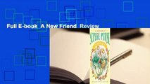 Full E-book  A New Friend  Review