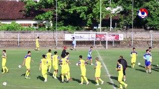 HLV Park: Chúng tôi đã chuẩn bị cho 3 điểm | Họp báo trước trận Indonesia - Việt Nam | VFF Channel