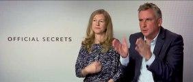 Official Secrets - Exclusive Interview With Katharine Gun, Martin Bright & Gavin Hood