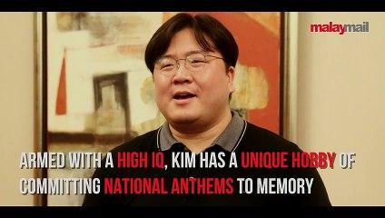 South Korean Mensa whiz knows 23 national anthems by heart, including 'Negaraku'