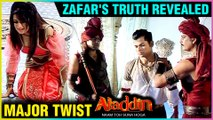 Zafar's Truth REVEALED In Front Of Yasmine | Aladdin Naam Toh Suna Hoga Serial