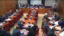Commission du développement durable : Mme Jacqueline Gourault, ministre de la cohésion des territoires et des relations avec les collectivités territoriales, sur les crédits de la mission « Cohésion des territoires » - Mercredi 16 octobre 2019